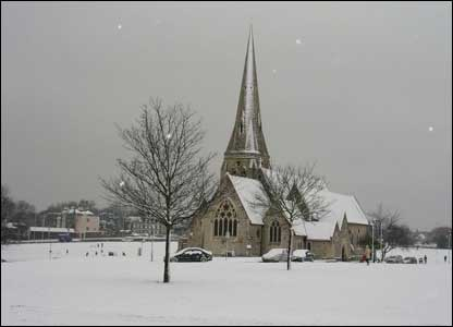 Blackheath church