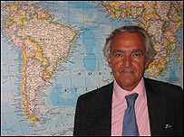 El analista Rosendo Fraga