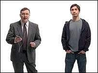 The original version of the Mac v PC ad