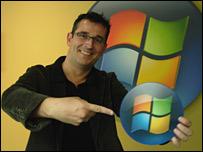 Microsoft's Tjeerd Hoek