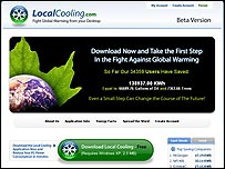 Local Cooling.com website