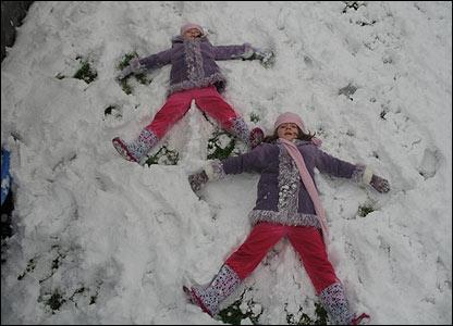 Six year olds from Cwmgors, Ammanford. Photo: Gareth Jones