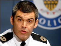 Assistant Chief Constable David Shaw
