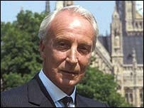 Ian Richardson in House of Cards