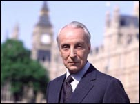 Ian Richardson in his most famous role as Francis Urquart