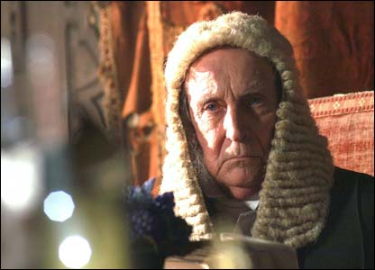 Ian Richardson in Bleak House