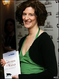 Stef Penney, author of The Tenderness of Wolves and Costa book prize winner