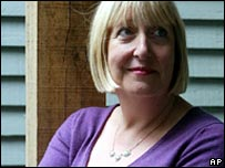 Lynne Truss, author of Eats, Shoots and Leaves