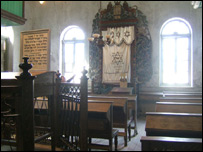 Synagogue in Moises Ville