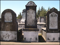 Argentina's first Jewish cemetery