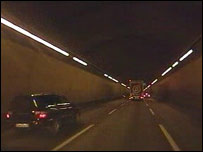 Sonnenberg tunnel