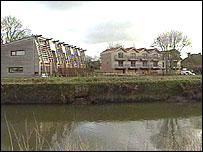 Great Bow Yard development in Langport