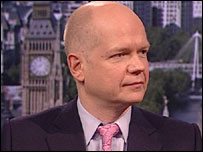 William Hague MP