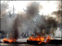 Madheshi protest