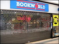 Bargain Books Under Threat