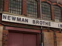 Newman's coffin factory