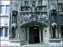 Middlesex Guildhall Crown Court