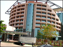 Abuja skyscraper
