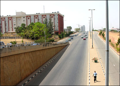 Abuja flyover