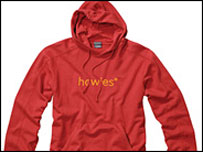 Howies hooded top (picture: Howies)