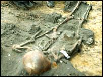 Skeleton found at The Wong
