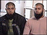 Abdul Koyair and Mohammed Abdulkahar