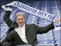 New Leicester owner Milan Mandaric