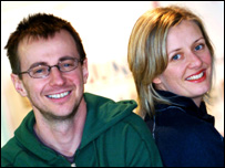 David and Clare Hieatt