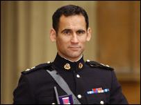Col Jorge Mendonca MBE