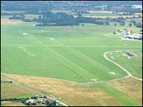 Redhill airfield