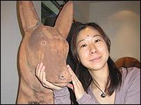 Miki Nakai, la dueña de la cafetería