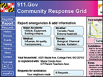 Community Response Grid