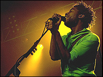Bloc Party frontman Kele Okereke