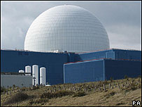 Sizewell B nuclear power station (Image: PA)