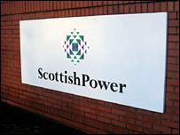 Scottish Power sign