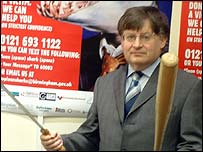 Consumer minister Ian McCartney