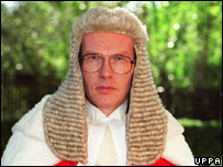 Lord Justice Jeremy Sullivan