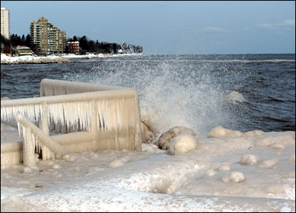 Lake Ontario, Canada: photo from Chris Adams