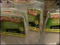 Bernard Matthews products