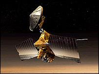 Mars Reconnaissance Orbiter   Image: Nasa