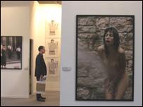 Muestra de arte emergente en Madrid