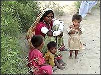 Poor Hindus in Sindh
