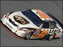 Vehiculo en NASCAR