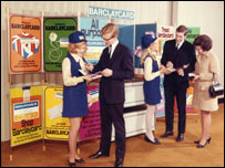 Barclaycard promotion in the 1960s