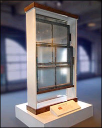 Kennedy 'window' (eBay picture)