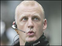 New Coventry boss Iain Dowie