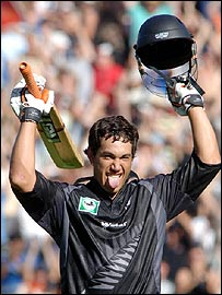Ross Taylor hit a fine century to stun the Aussies