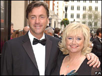 Richard Madeley and Judy Finnigan