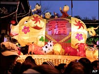 Golden Pig in Shanghai