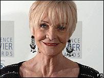 Sheila Hancock at the Olivier Awards